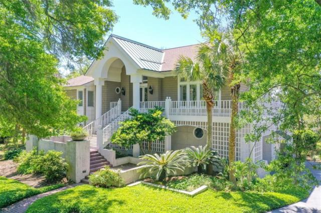 10 Marsh Point Road, Fernandina Beach, FL 32034 (MLS #85024) :: Berkshire Hathaway HomeServices Chaplin Williams Realty