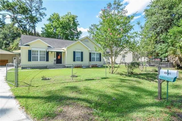 45041 Mahoney Street, Callahan, FL 32011 (MLS #85359) :: Berkshire Hathaway HomeServices Chaplin Williams Realty