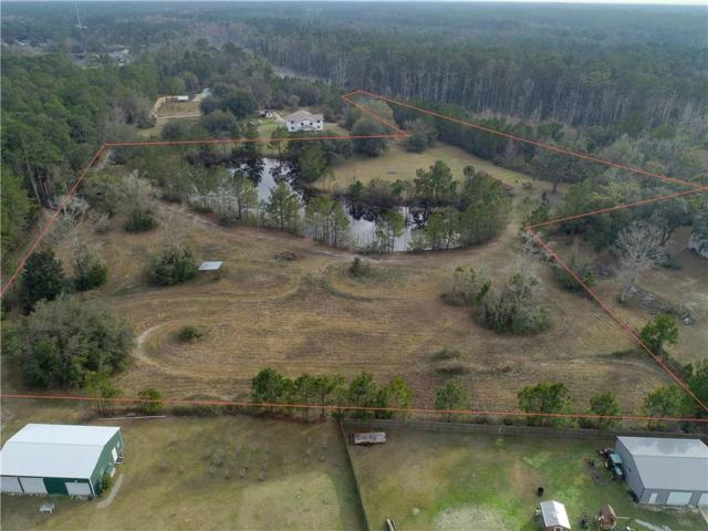 87634 Roses Bluff Road, Yulee, FL 32097 (MLS #85430) :: Berkshire Hathaway HomeServices Chaplin Williams Realty