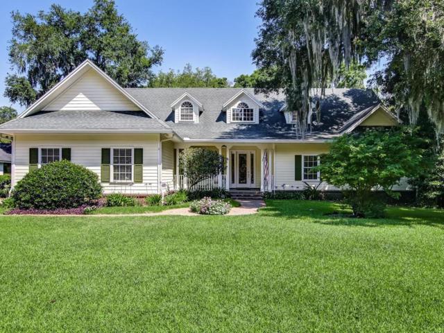 96195 Oyster Bay Drive, Fernandina Beach, FL 32034 (MLS #85438) :: Berkshire Hathaway HomeServices Chaplin Williams Realty