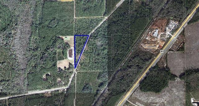 LOT F Woods Lane, Callahan, FL 32011 (MLS #85563) :: The DJ & Lindsey Team