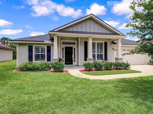86083 Venetian Avenue, Yulee, FL 32097 (MLS #85669) :: Berkshire Hathaway HomeServices Chaplin Williams Realty