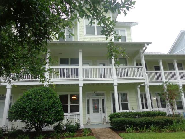 2153 Pebble Beach Way #203, Fernandina Beach, FL 32034 (MLS #85734) :: Berkshire Hathaway HomeServices Chaplin Williams Realty