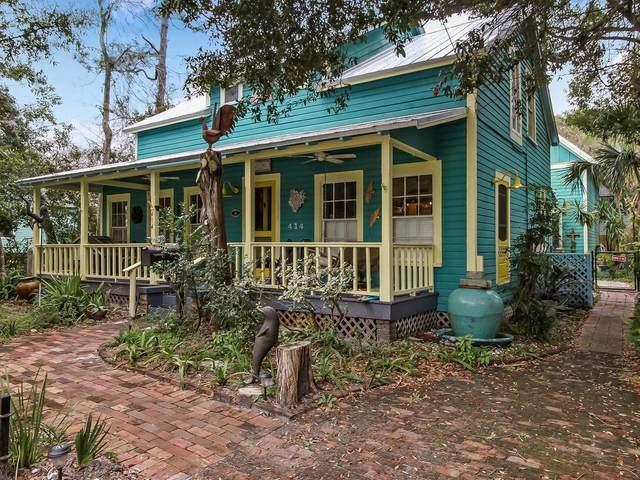 414 Cedar Street, Fernandina Beach, FL 32034 (MLS #85764) :: Berkshire Hathaway HomeServices Chaplin Williams Realty