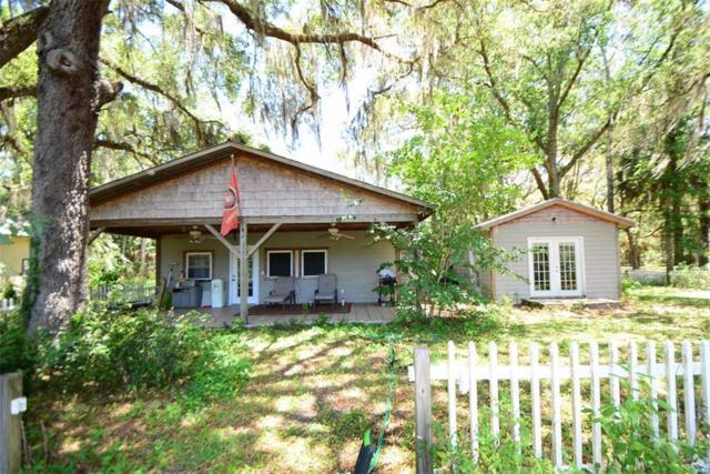 8.5 AC Bessies Lake, Callahan, FL 32011 (MLS #85850) :: Berkshire Hathaway HomeServices Chaplin Williams Realty