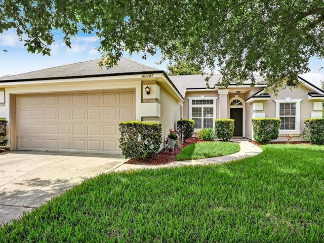 86381 Sand Hickory Trail, Yulee, FL 32097 (MLS #85918) :: Berkshire Hathaway HomeServices Chaplin Williams Realty