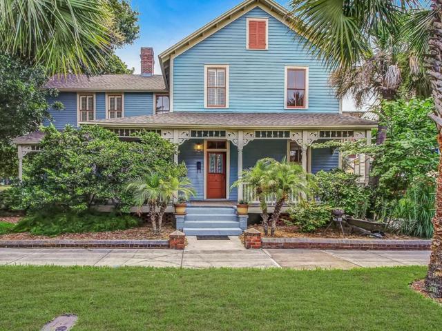 28 N 4TH Street, Fernandina Beach, FL 32034 (MLS #85965) :: Berkshire Hathaway HomeServices Chaplin Williams Realty