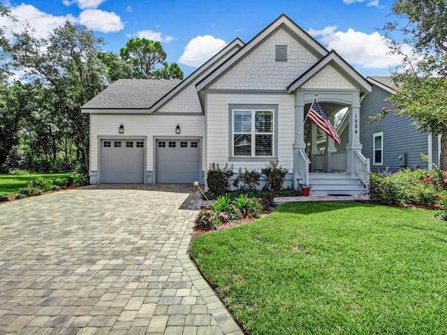 1524 Coastal Oaks Circle, Fernandina Beach, FL 32034 (MLS #86000) :: Berkshire Hathaway HomeServices Chaplin Williams Realty