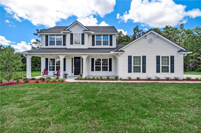 95260 Amberwood Lane, Fernandina Beach, FL 32034 (MLS #86188) :: Berkshire Hathaway HomeServices Chaplin Williams Realty
