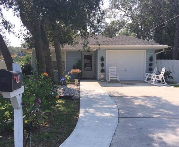 831 Division Street, Fernandina Beach, FL 32034 (MLS #86236) :: Berkshire Hathaway HomeServices Chaplin Williams Realty