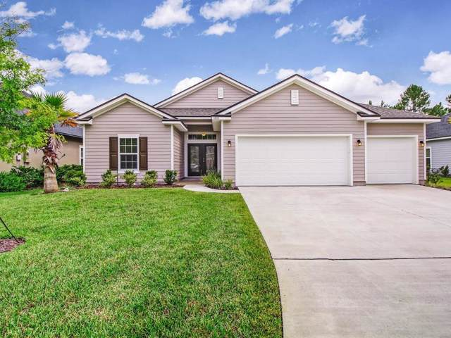 88554 Waxwing Court, Yulee, FL 32097 (MLS #86254) :: Berkshire Hathaway HomeServices Chaplin Williams Realty