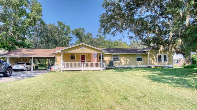 86110 Jenny Lane, Yulee, FL 32097 (MLS #86319) :: Berkshire Hathaway HomeServices Chaplin Williams Realty