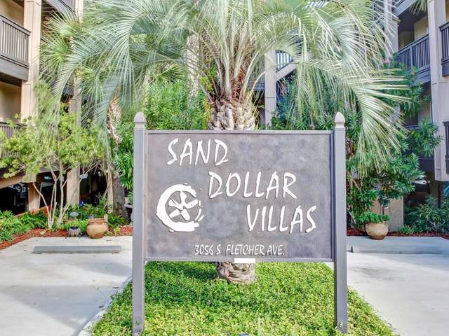 3056 S Fletcher Avenue #307, Fernandina Beach, FL 32034 (MLS #86342) :: Berkshire Hathaway HomeServices Chaplin Williams Realty