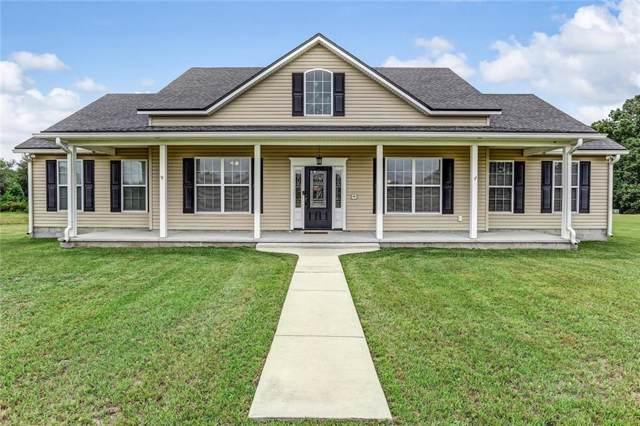 22526 County Road 121, Hilliard, FL 32046 (MLS #86591) :: Berkshire Hathaway HomeServices Chaplin Williams Realty