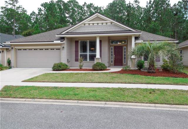 86042 Mirage Place, Yulee, FL 32097 (MLS #86611) :: Berkshire Hathaway HomeServices Chaplin Williams Realty