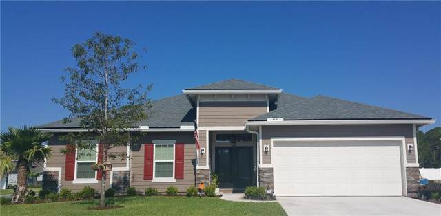 85551 Red Knot Way, Yulee, FL 32097 (MLS #86723) :: Berkshire Hathaway HomeServices Chaplin Williams Realty