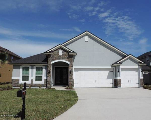 85524 Red Knot Way, Yulee, FL 32097 (MLS #86784) :: Berkshire Hathaway HomeServices Chaplin Williams Realty