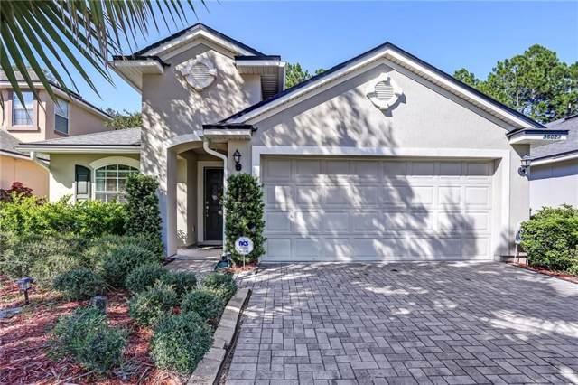 96027 Windsor Drive, Yulee, FL 32097 (MLS #86831) :: Berkshire Hathaway HomeServices Chaplin Williams Realty