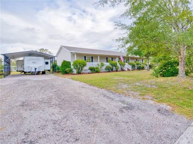17766 Andrews Road, Hilliard, FL 32046 (MLS #86834) :: Berkshire Hathaway HomeServices Chaplin Williams Realty