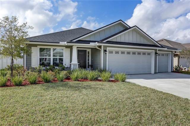 86446 Moonlit Walk Circle, Yulee, FL 32097 (MLS #87121) :: Berkshire Hathaway HomeServices Chaplin Williams Realty