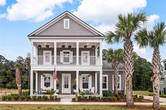 234 Ponder Circle, Yulee, FL 32097 (MLS #87212) :: Berkshire Hathaway HomeServices Chaplin Williams Realty