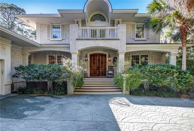 8 Sound Point Place, Fernandina Beach, FL 32034 (MLS #87226) :: Berkshire Hathaway HomeServices Chaplin Williams Realty