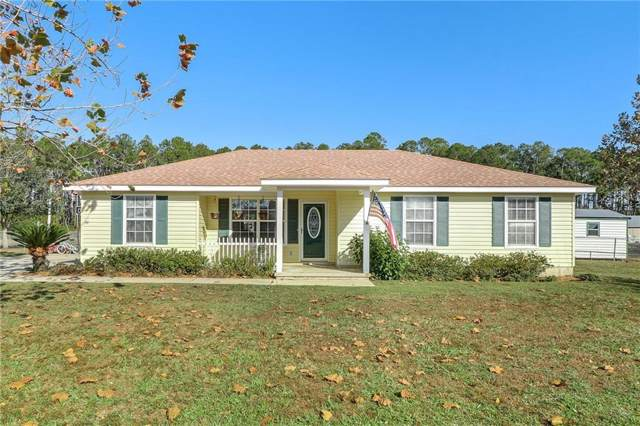 27150 W 13TH Avenue, Hilliard, FL 32046 (MLS #87267) :: Berkshire Hathaway HomeServices Chaplin Williams Realty