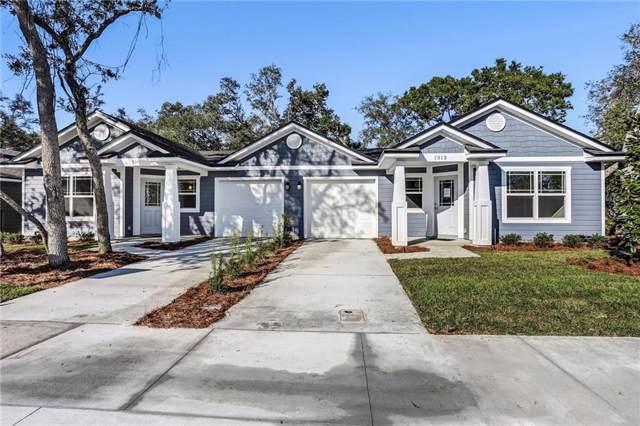 1309 Hickory Street, Fernandina Beach, FL 32034 (MLS #87283) :: Berkshire Hathaway HomeServices Chaplin Williams Realty