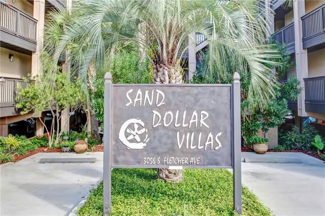 3056 S Fletcher Avenue #202, Fernandina Beach, FL 32034 (MLS #87463) :: Berkshire Hathaway HomeServices Chaplin Williams Realty