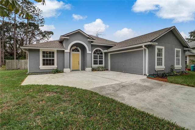 1025 Isle Of Palms Lane, Fernandina Beach, FL 32034 (MLS #87761) :: Berkshire Hathaway HomeServices Chaplin Williams Realty
