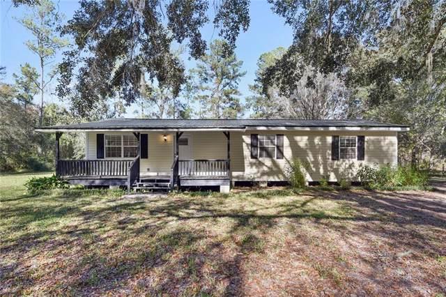 48088 Haddock Road, Hilliard, FL 32046 (MLS #87777) :: Berkshire Hathaway HomeServices Chaplin Williams Realty