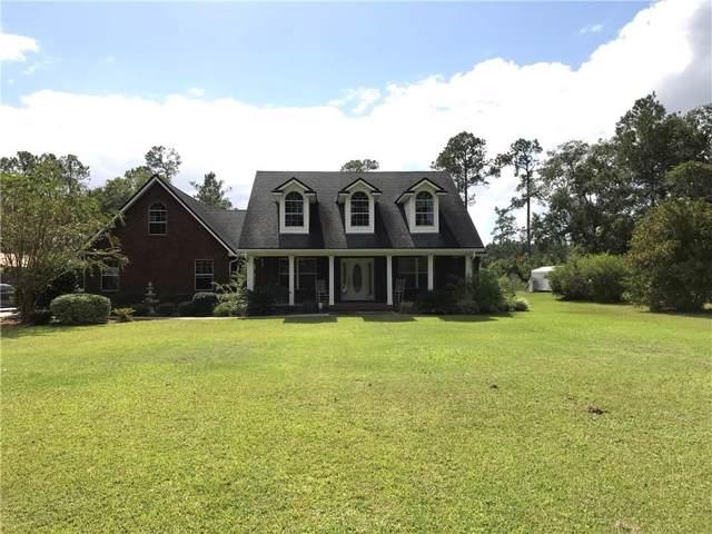 553377 Us Highway 1 Highway, Hilliard, FL 32046 (MLS #87800) :: Berkshire Hathaway HomeServices Chaplin Williams Realty