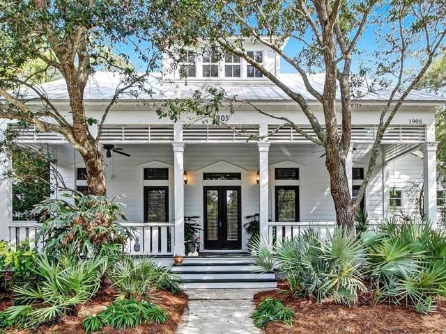 1905 Hometown Drive, Fernandina Beach, FL 32034 (MLS #87839) :: Berkshire Hathaway HomeServices Chaplin Williams Realty