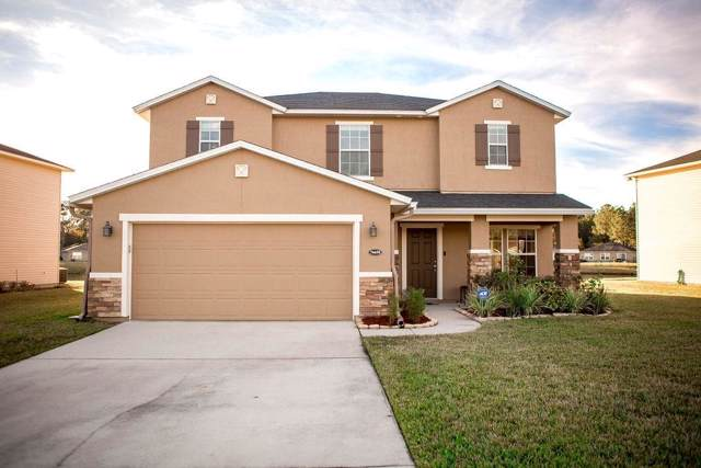 76658 Timbercreek Boulevard, Yulee, FL 32097 (MLS #87845) :: Berkshire Hathaway HomeServices Chaplin Williams Realty