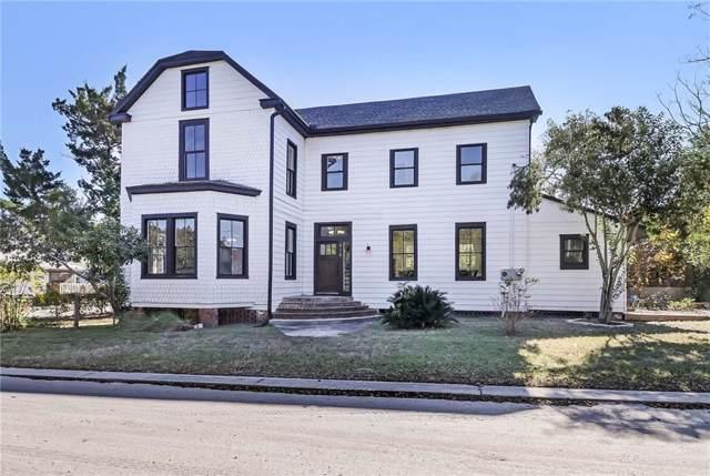 818 San Fernando Street, Fernandina Beach, FL 32034 (MLS #87864) :: Berkshire Hathaway HomeServices Chaplin Williams Realty