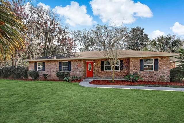 856 Oak Lane, Fernandina Beach, FL 32034 (MLS #87920) :: Berkshire Hathaway HomeServices Chaplin Williams Realty