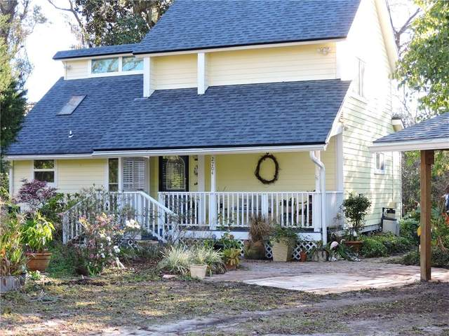 2204 Ryan Road, Fernandina Beach, FL 32034 (MLS #87933) :: Berkshire Hathaway HomeServices Chaplin Williams Realty