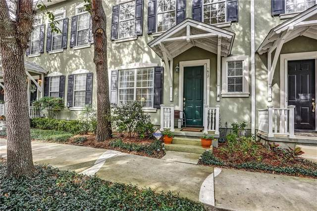 1637 Park Avenue, Fernandina Beach, FL 32034 (MLS #87997) :: Berkshire Hathaway HomeServices Chaplin Williams Realty