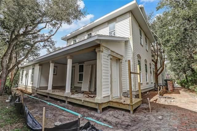 1909 W Perimeter Park Road, Fernandina Beach, FL 32034 (MLS #88032) :: Berkshire Hathaway HomeServices Chaplin Williams Realty