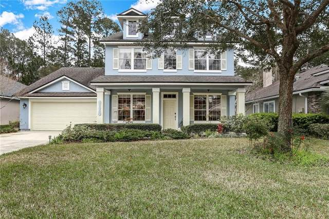 85256 Sagaponack Lane, Fernandina Beach, FL 30234 (MLS #88128) :: Berkshire Hathaway HomeServices Chaplin Williams Realty
