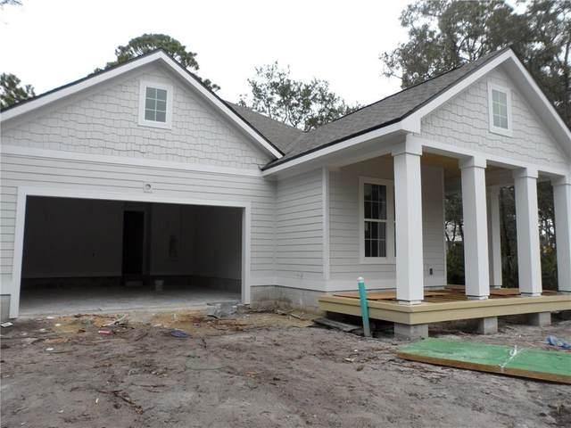 1538 Coastal Oaks Drive, Fernandina Beach, FL 32034 (MLS #88134) :: Berkshire Hathaway HomeServices Chaplin Williams Realty