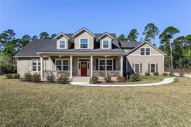 96405 Southern Lily Drive, Yulee, FL 32097 (MLS #88222) :: Berkshire Hathaway HomeServices Chaplin Williams Realty
