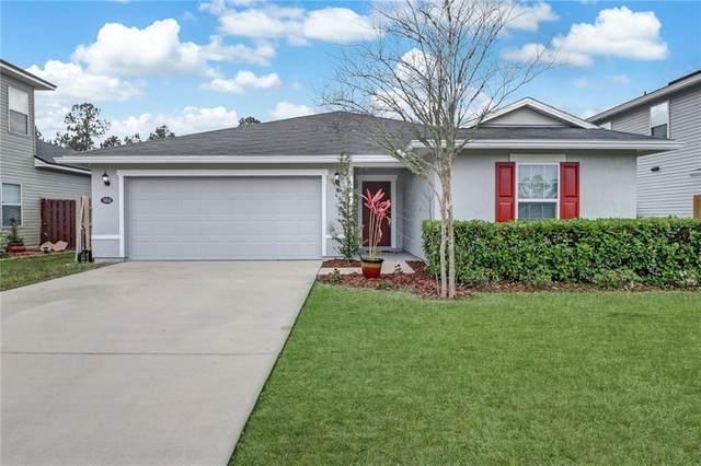 76818 Timbercreek Boulevard, Yulee, FL 32097 (MLS #88295) :: Berkshire Hathaway HomeServices Chaplin Williams Realty