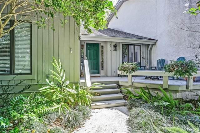 2219 Boxwood Lane #2219, Amelia Island, FL 32034 (MLS #88351) :: Berkshire Hathaway HomeServices Chaplin Williams Realty