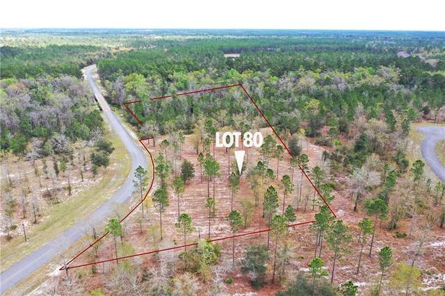 13538 Settindown Drive, Bryceville, FL 32009 (MLS #88383) :: Berkshire Hathaway HomeServices Chaplin Williams Realty