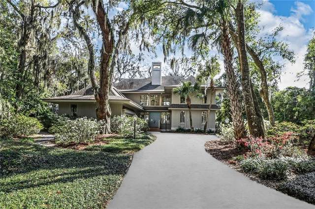 16 Sea Marsh Road, Amelia Island, FL 32034 (MLS #88403) :: Berkshire Hathaway HomeServices Chaplin Williams Realty