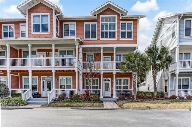 1850 Surf Side Drive, Fernandina Beach, FL 32034 (MLS #88453) :: Berkshire Hathaway HomeServices Chaplin Williams Realty