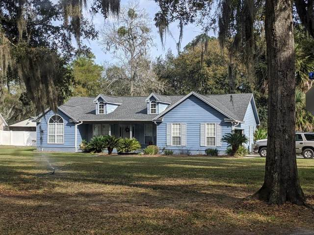 97023 Pegleg Way, Yulee, FL 32097 (MLS #88477) :: Berkshire Hathaway HomeServices Chaplin Williams Realty