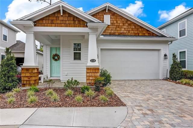 2119 Shell Cove Circle, Fernandina Beach, FL 32034 (MLS #88536) :: Berkshire Hathaway HomeServices Chaplin Williams Realty