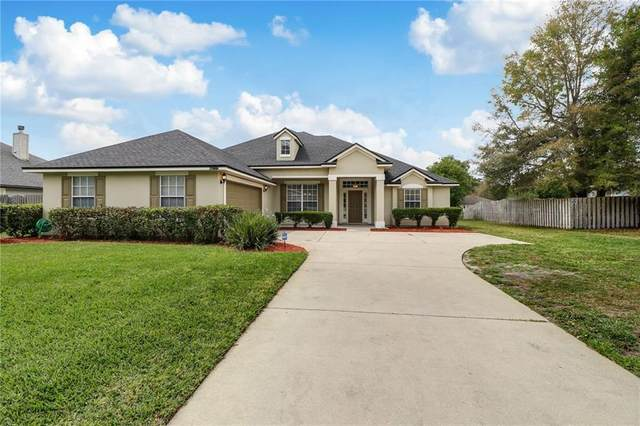 86777 Riverwood Drive, Yulee, FL 32097 (MLS #88537) :: Berkshire Hathaway HomeServices Chaplin Williams Realty